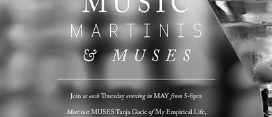 Music Martinis and Muses