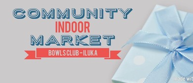 Community Winter Market - Indoors