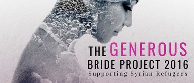 The Generous Bride Project - Bridal Fashion Fundraiser