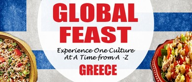 FoodSocial Global Feast - G for Greece