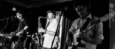 Daryl Roberts & Elwood Blues Club Allstars