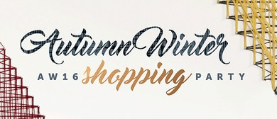 AW16 Shopping Party