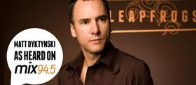 Comedy Shack Leapfrogs Matt Dytkynski