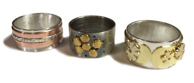 Beginners and Intermediate Silver Ring Making Class