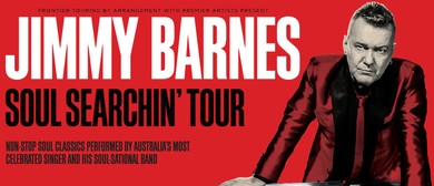 Jimmy Barnes - Soul Searchin' Tour