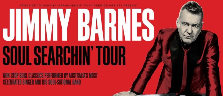 Jimmy Barnes - Soul Searchin' Tour