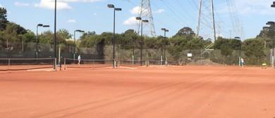 Mid-Week Men's Social Tennis