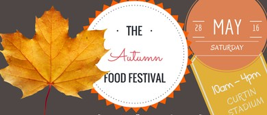 Autumn Food Festival 2016