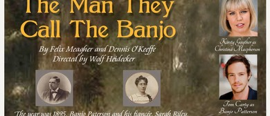The Man They Call The Banjo