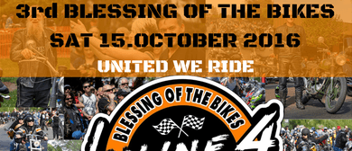 3rd Blessing of The Bikes