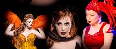 Australian Burlesque Festival - Empress Nouvelle