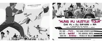 Kung Fu Hustle Tour - Che Fu, DJ Sirvere, 10A