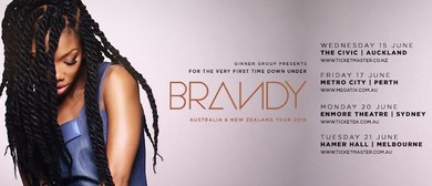 Brandy Australian Tour