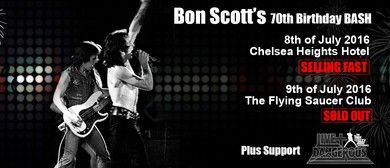 Bon Scott's 70th Birthday Bash