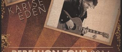 Dean Ray & Karise Eden - Rebellion Tour