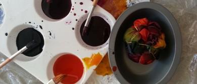 Fabric Dye Workshop
