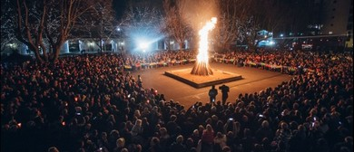 Festival of Voices Bonfire & Big Sing