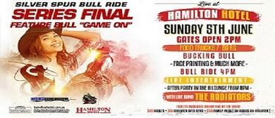 Silver Spur Bull Ride