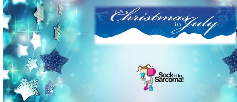 Sock It to Sarcoma Fundraiser- Christmas In July