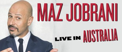 Maz Jobrani Australian Tour