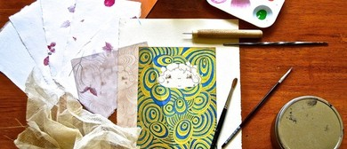 Colour Box Studio: Printmaking - Introduction to Etching