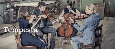 Tempesta - Australian String Quartet