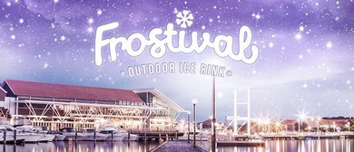 Frostival Outdoor Ice Skating