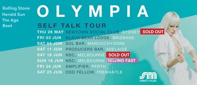 Olympia - Self Talk Tour