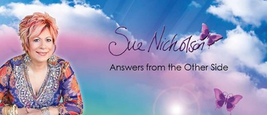 Psychic Sue Nicholson Answers From the Other Side