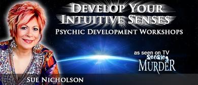 Psychic Sue Nicholson Psychic Development Workshop