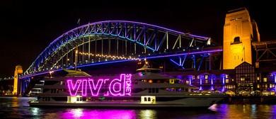 Vivid Sydney Festival - Canon Collective Walking Tours