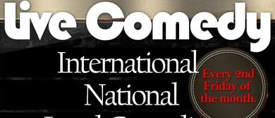 Janelle Koenig Comedy Shack