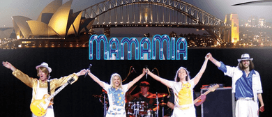 ABBA Mamamia Tribute Band