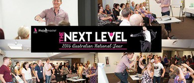 The Next Level - National Tour With the Mojo Master