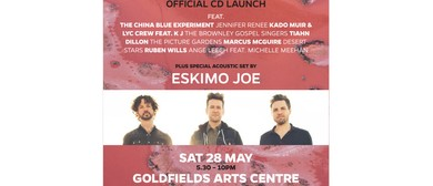 Sounds of The Goldfields Launch With Eskimo Joe