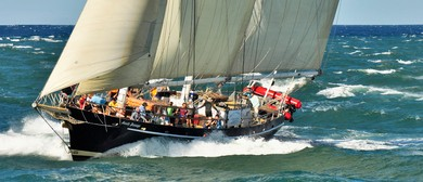 Sail for A Day On the Tall Ship South Passage