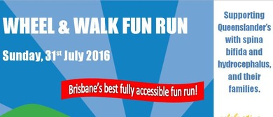 Wheel & Walk Fun Run 2016