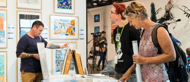 Cairns Indigenous Art Fair 2016