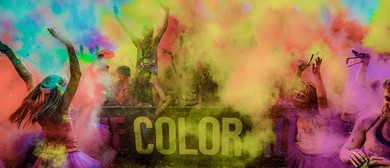 The Color Run Adelaide