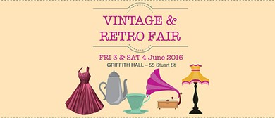Vintage, Retro & Antique Fair