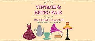 Vintage, Retro & Antique Fair