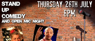 Comedy & Open Mic Night