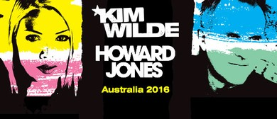 Kim Wilde and Howard Jones