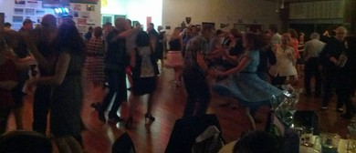 Rock and Roll Dance With Live Band and DJ
