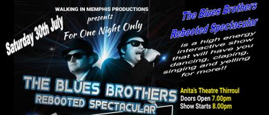 Blues Brothers Rebooted Spectacular