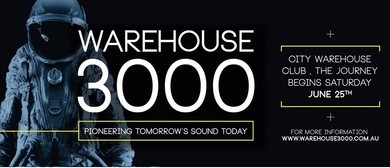 Warehouse 3000 Launch