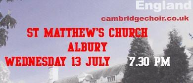 Christ's Collgege Choir