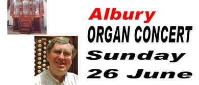 Martin Setchell Organ Concert