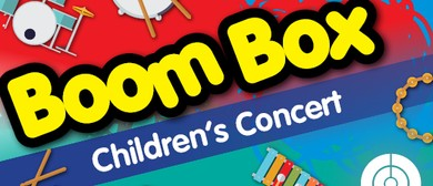 Boom Box - Children's Concert