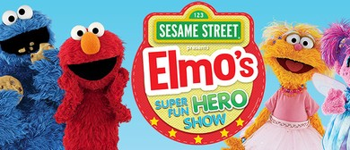 Elmo's Super Fun Hero Show
